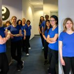 Physiotherapeuten Team Therapiezentrum