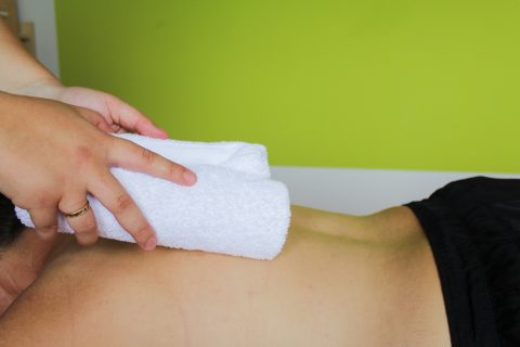 Wärmetherapie in der Physiotherapie